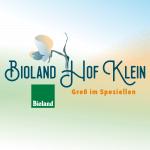 Biolandhof Klein Logo