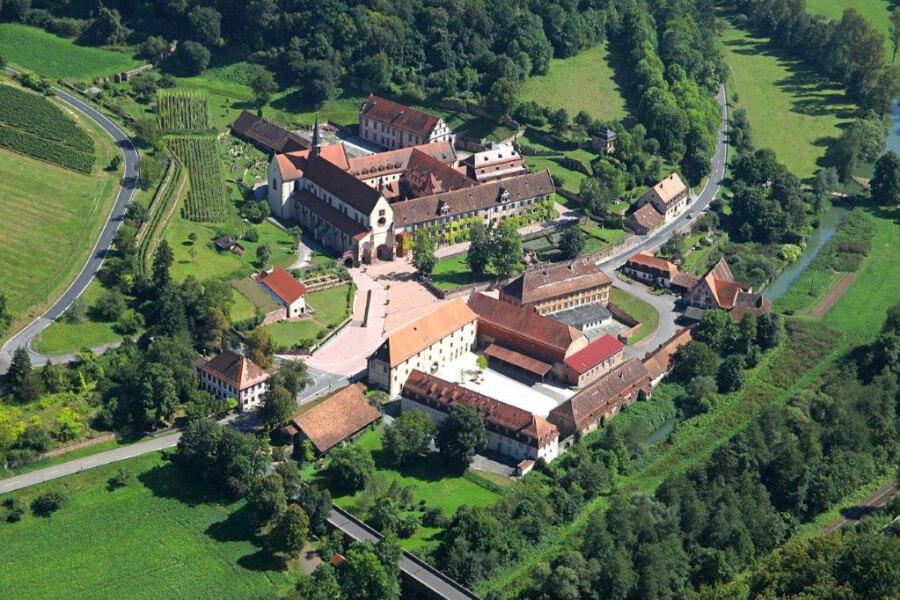 Hotel Kloster Bronnbach/ Restaurant Orangerie