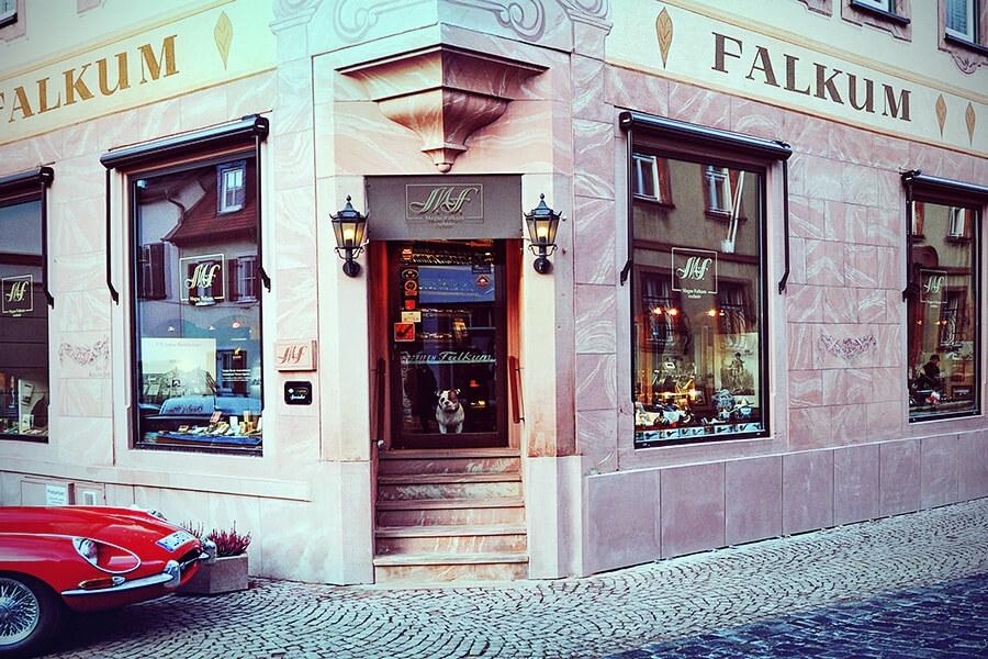 Tabakhaus Falkum