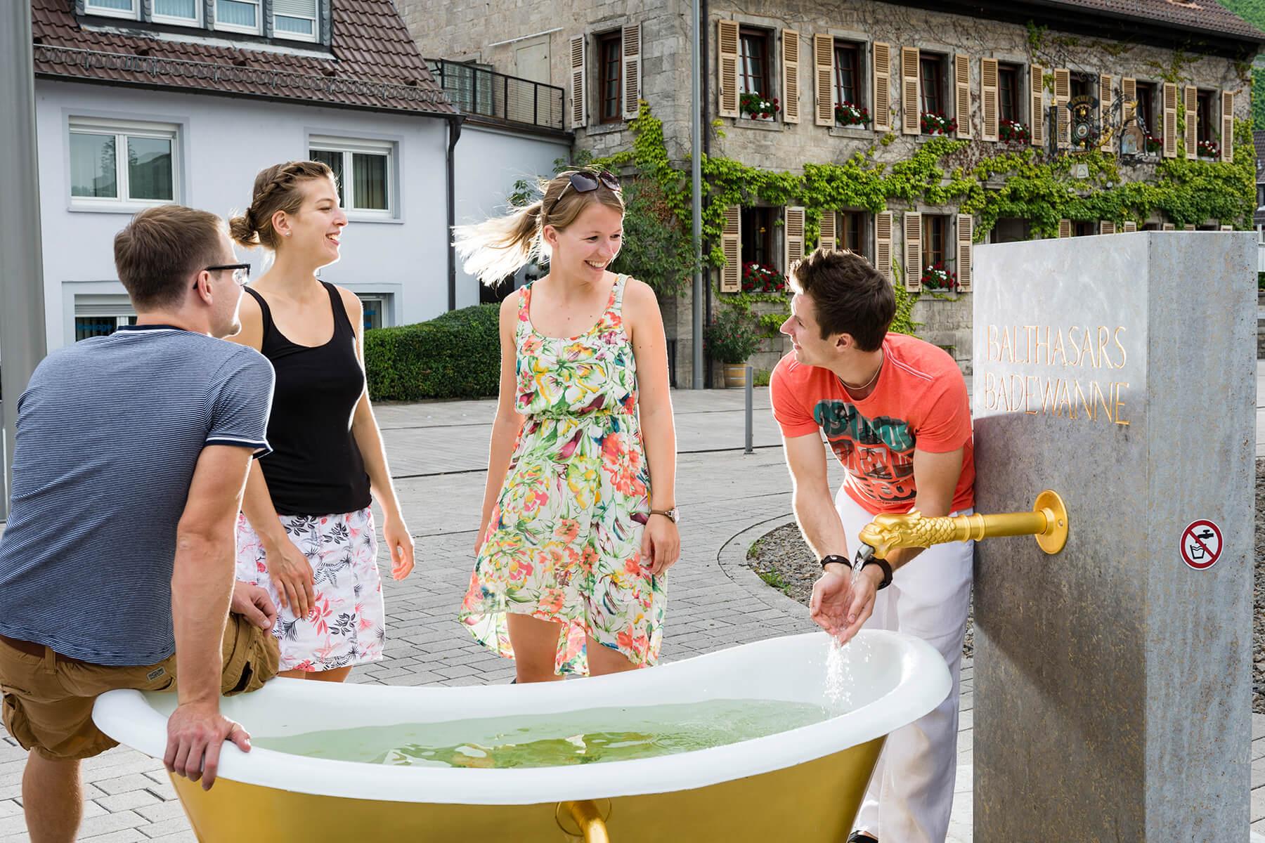 Tourismusregion Fränkisches Weinland