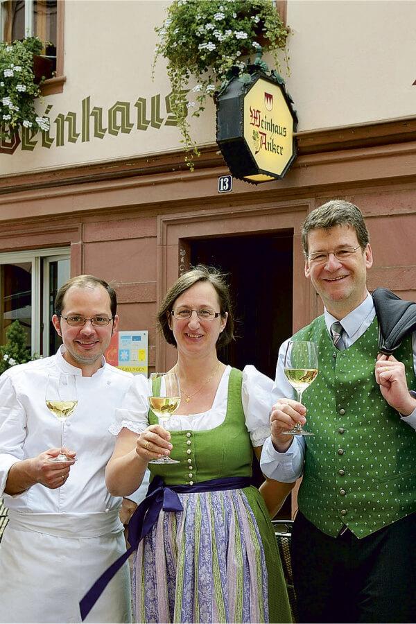 Weinhaus Anker
