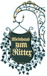 Weinhaus Zum Ritter Logo