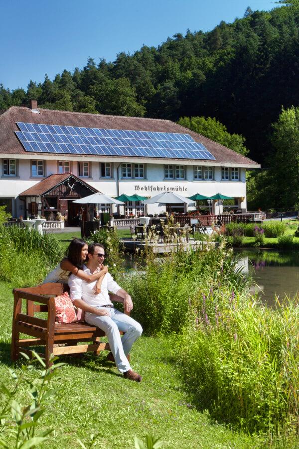Wohlfahrtsmühle Waldhotel & Restaurant